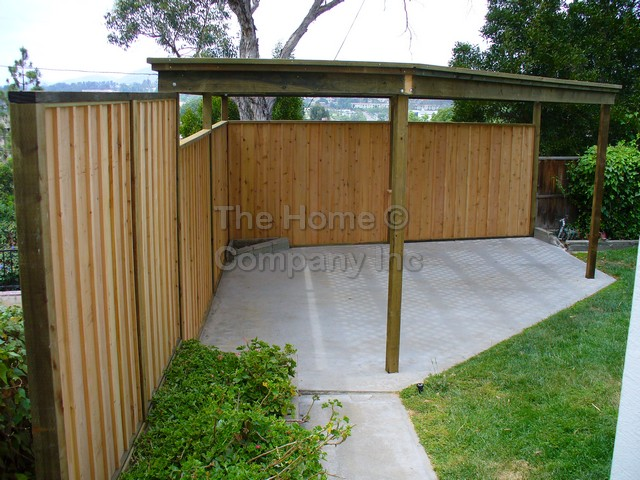 Bartolo Patio Fence