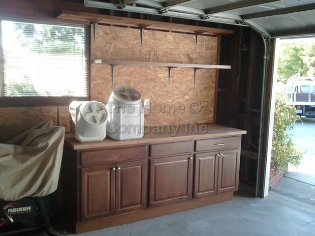 J M Garage Cabinets