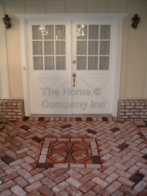 Star Entry Pavers