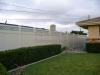 D Vinyl Fence