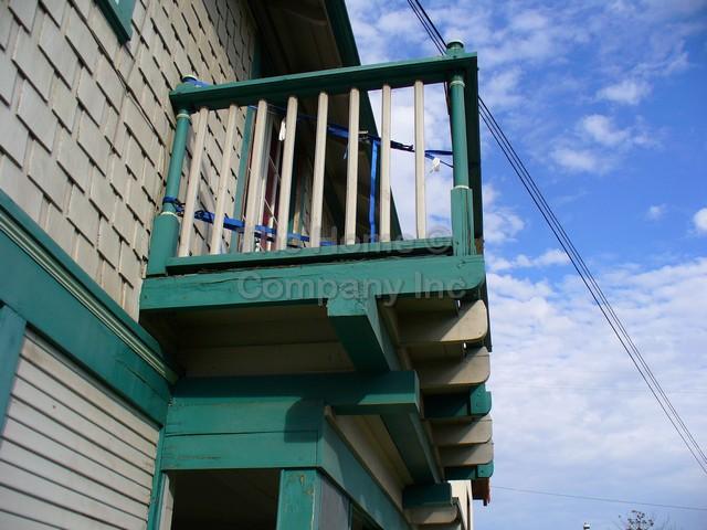 La Mesa Balcony