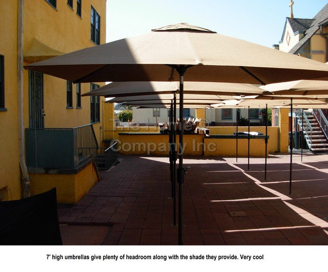 OLA Courtyard Shade